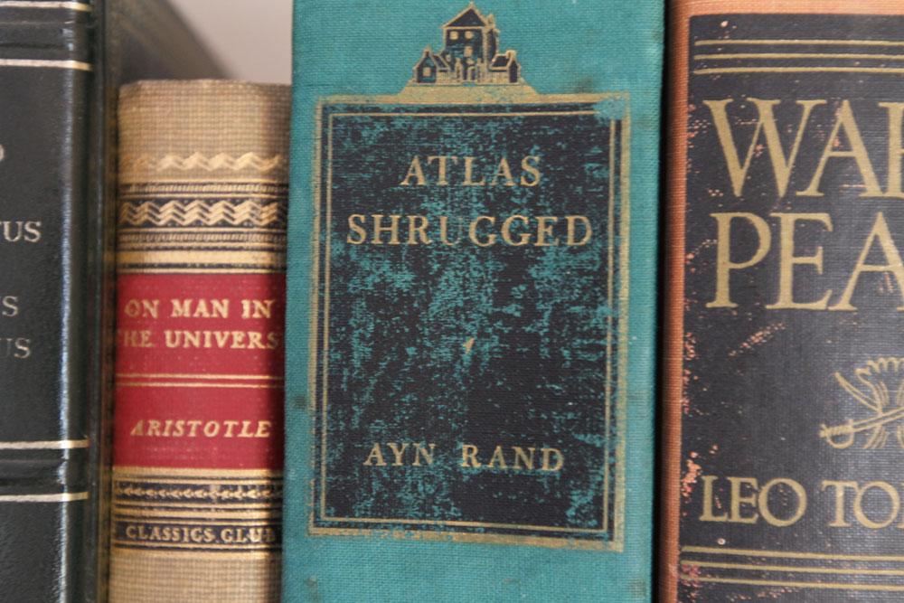 The Atlas Shrugged Essay Contest   Scholarships